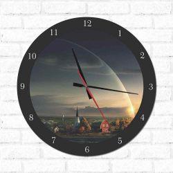 Relógio Decorativo Under the Dome