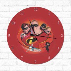 Relógio Os Incríveis