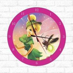 Relógio Tinker Bell