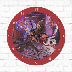 Relógio Viva a Vida e uma Festa 2
