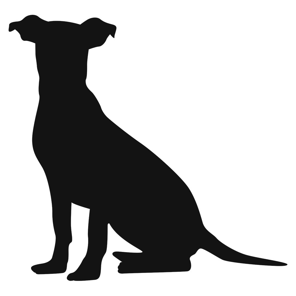 Adesivo de Geladeira Dog