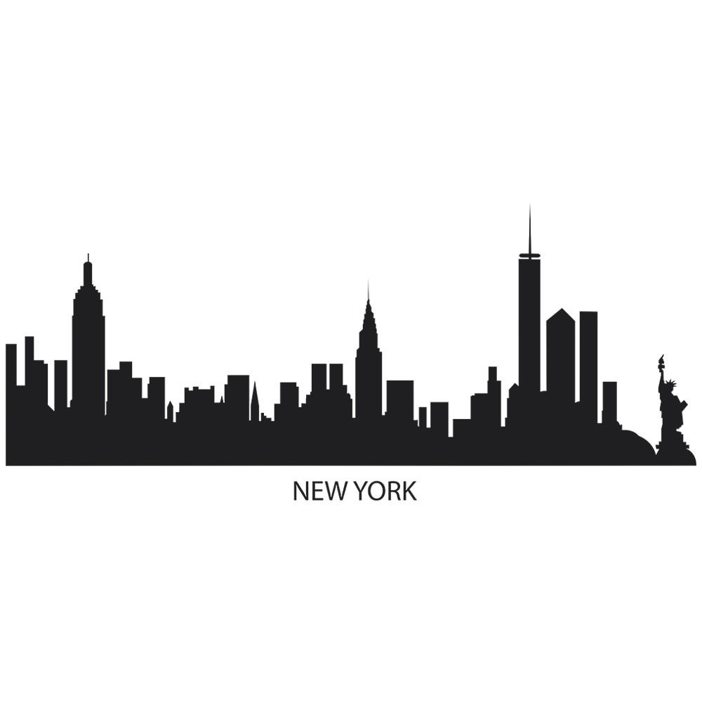 Adesivo de Geladeira New York