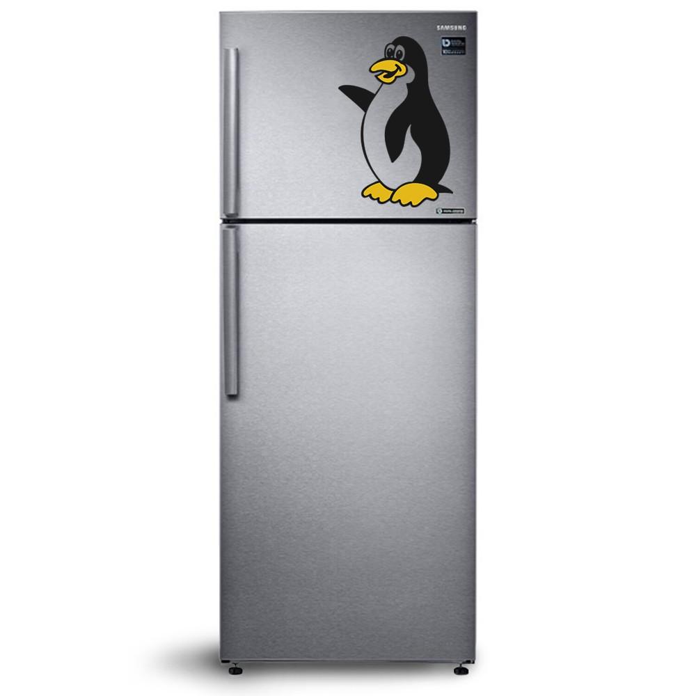 Adesivo de Geladeira Pinguim 6