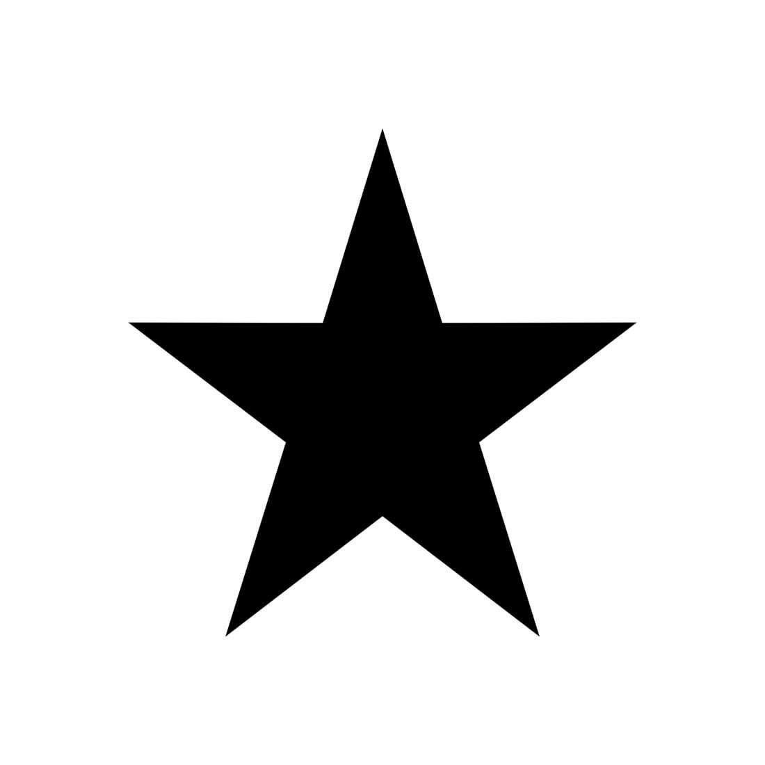 Adesivo de Parede Estrela