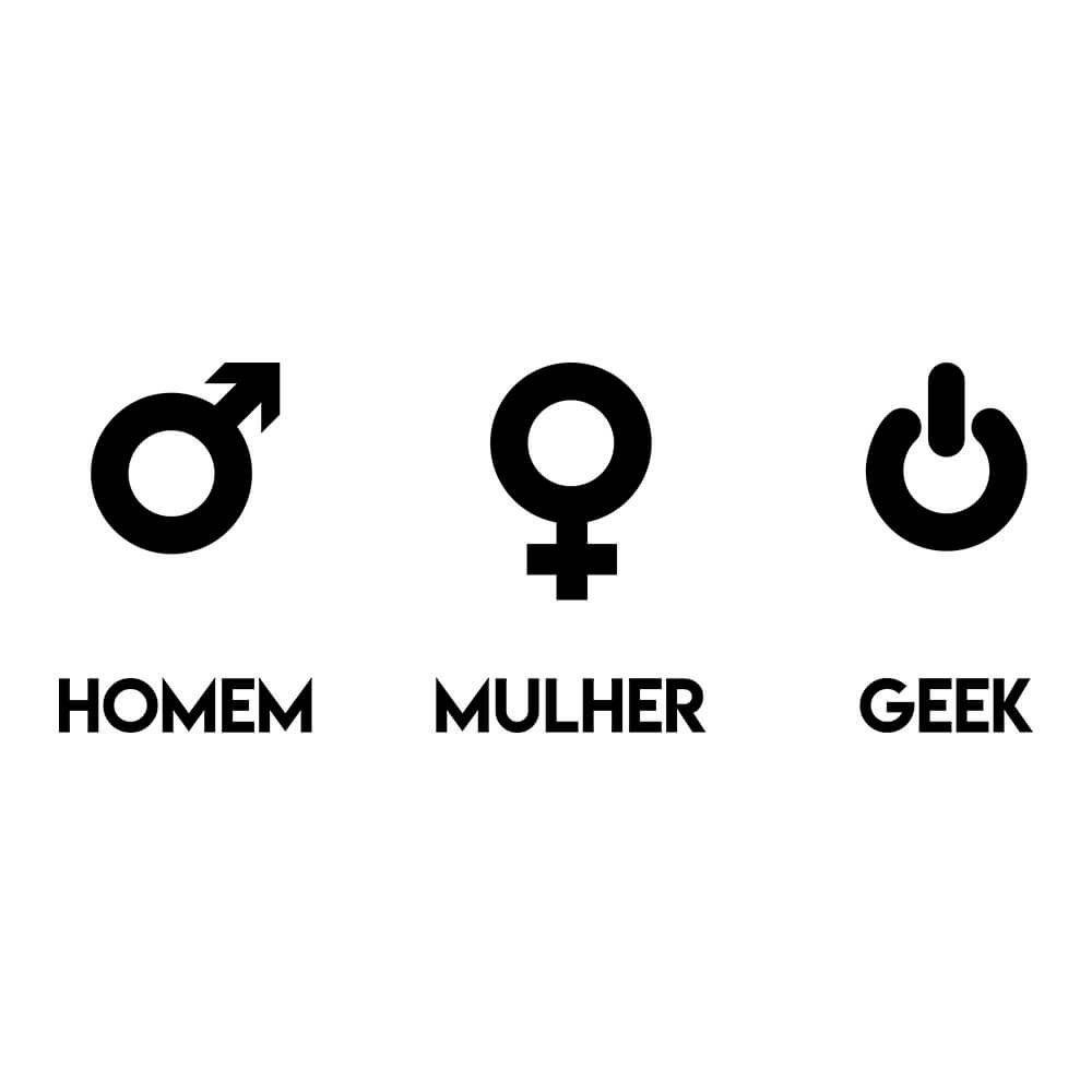 Adesivo de Parede Gênero Geek