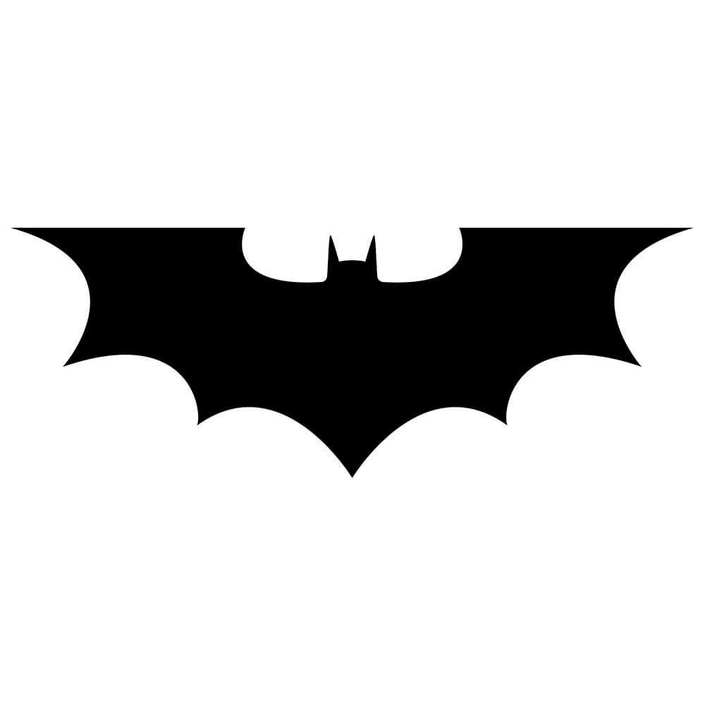 Adesivo de Parede Lousa Morcego
