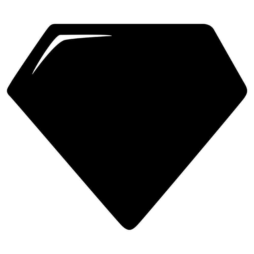 Adesivo de Parede Lousa Diamante