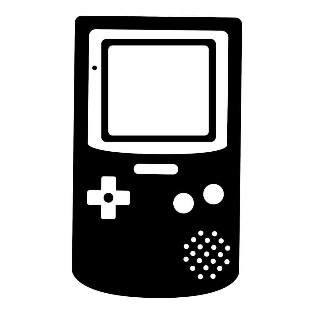 Adesivo de Parede Mini Game