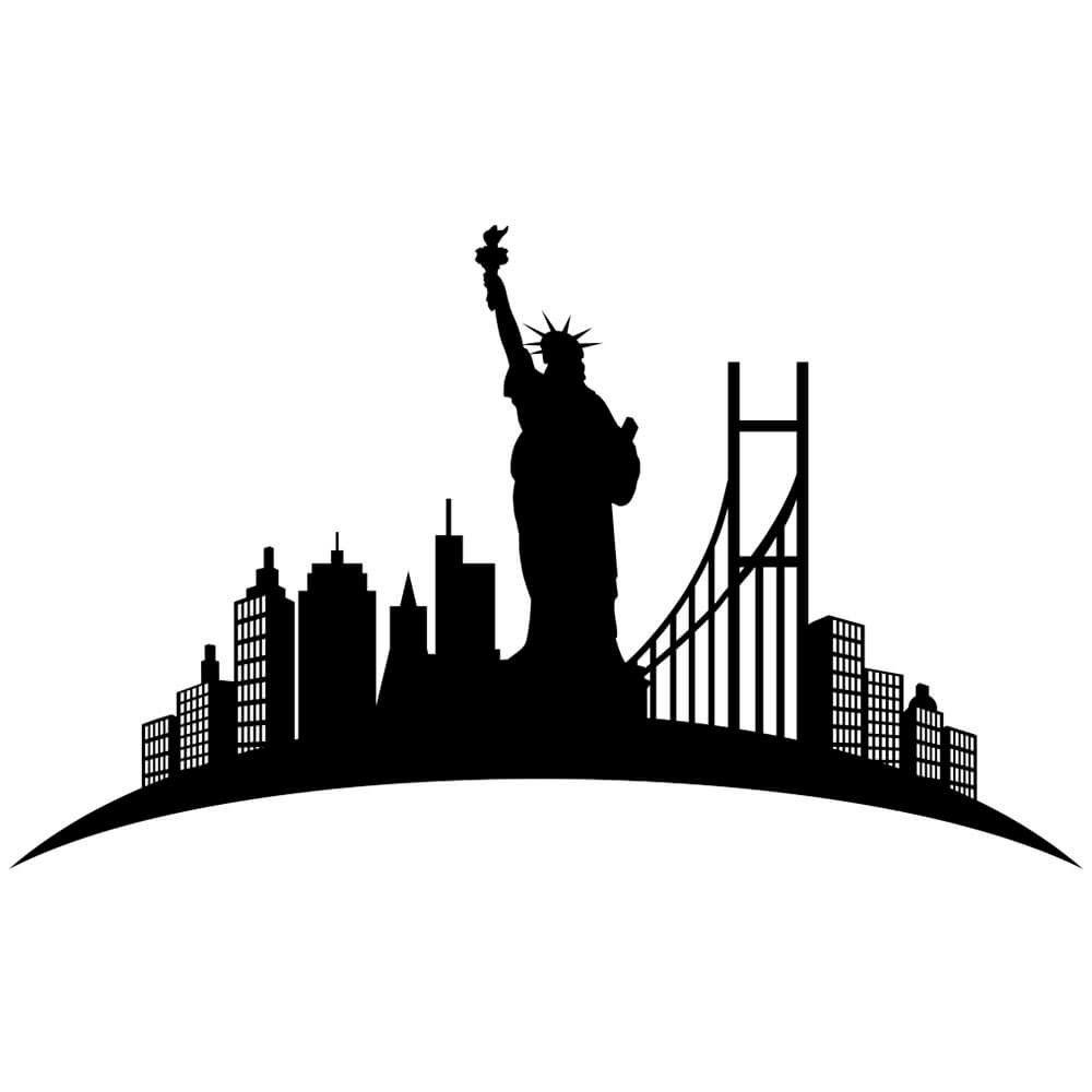 Adesivo de Parede New York City