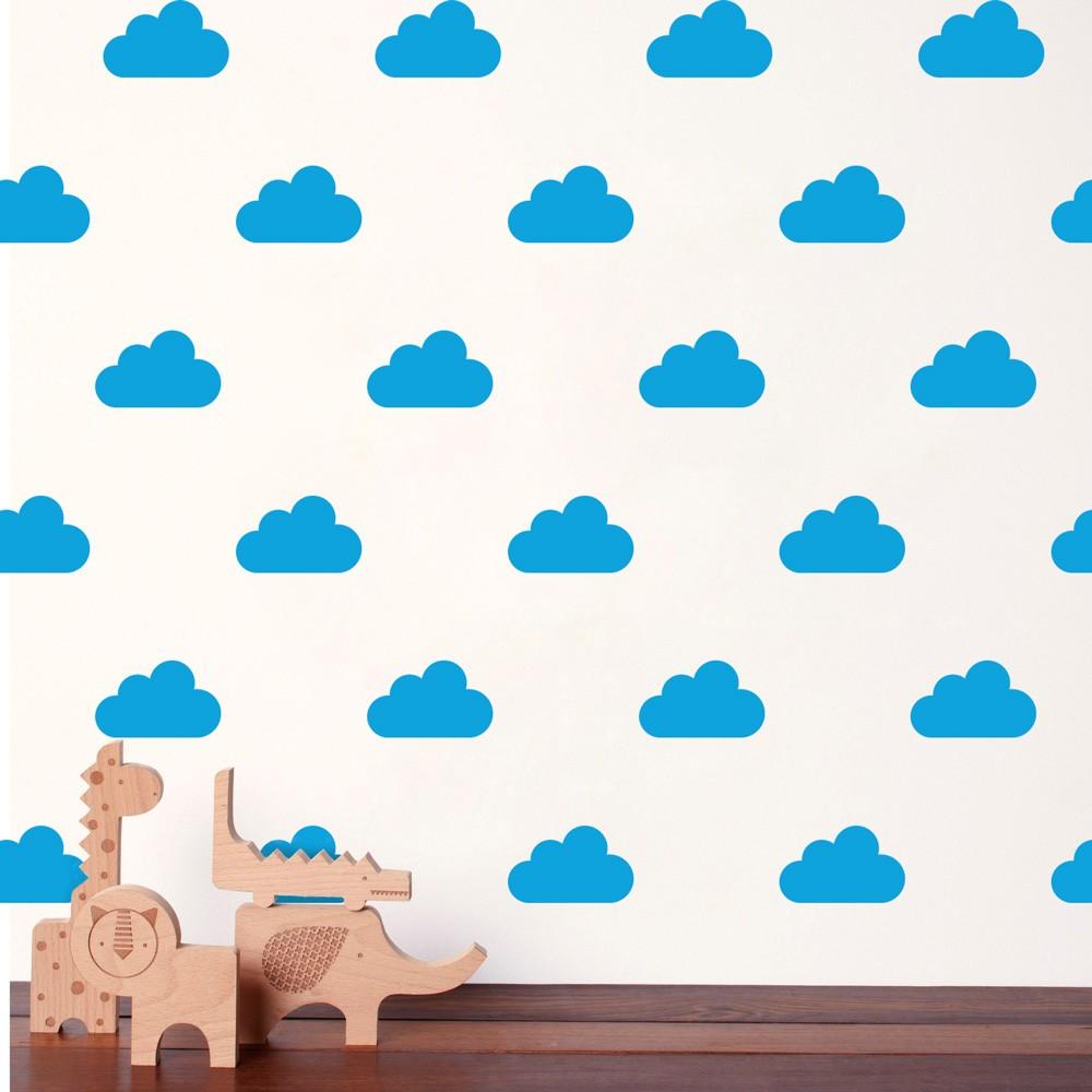 Adesivo de Parede Nuvens