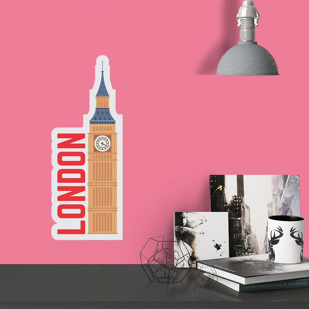 Adesivo de Parede Travel london