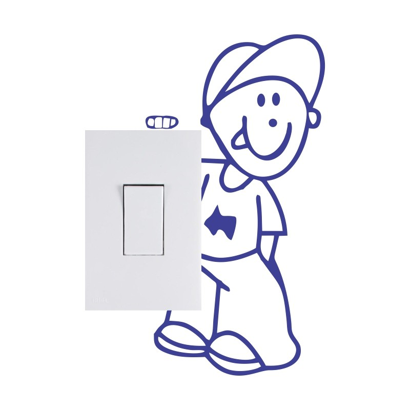 Adesivo para Interruptor Boy