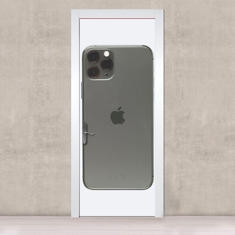 Adesivo de Porta IPhone
