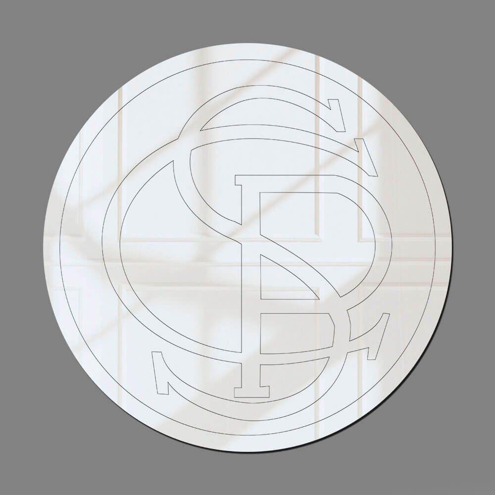 Corinthians - Espelho Decorativo 1917