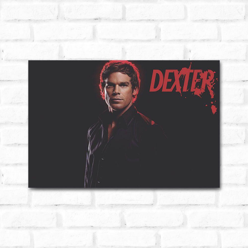 Placa Decorativa Dexter 2