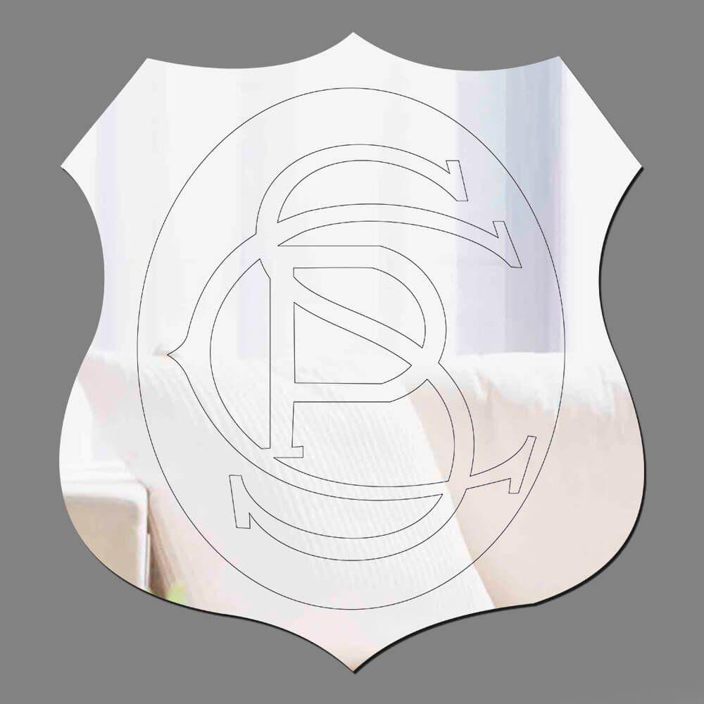 Corinthians - Espelho Decorativo 1916