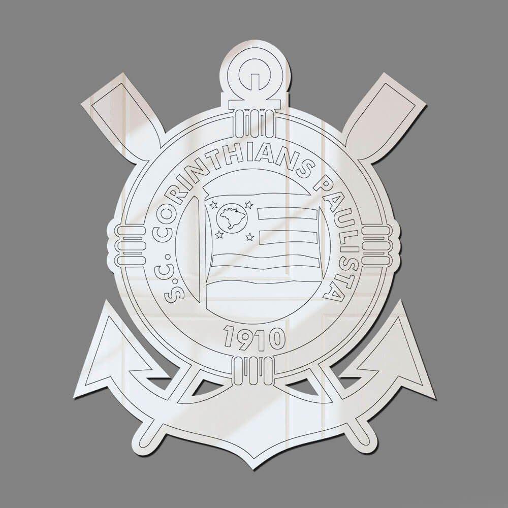 Corinthians - Espelho Decorativo 1926