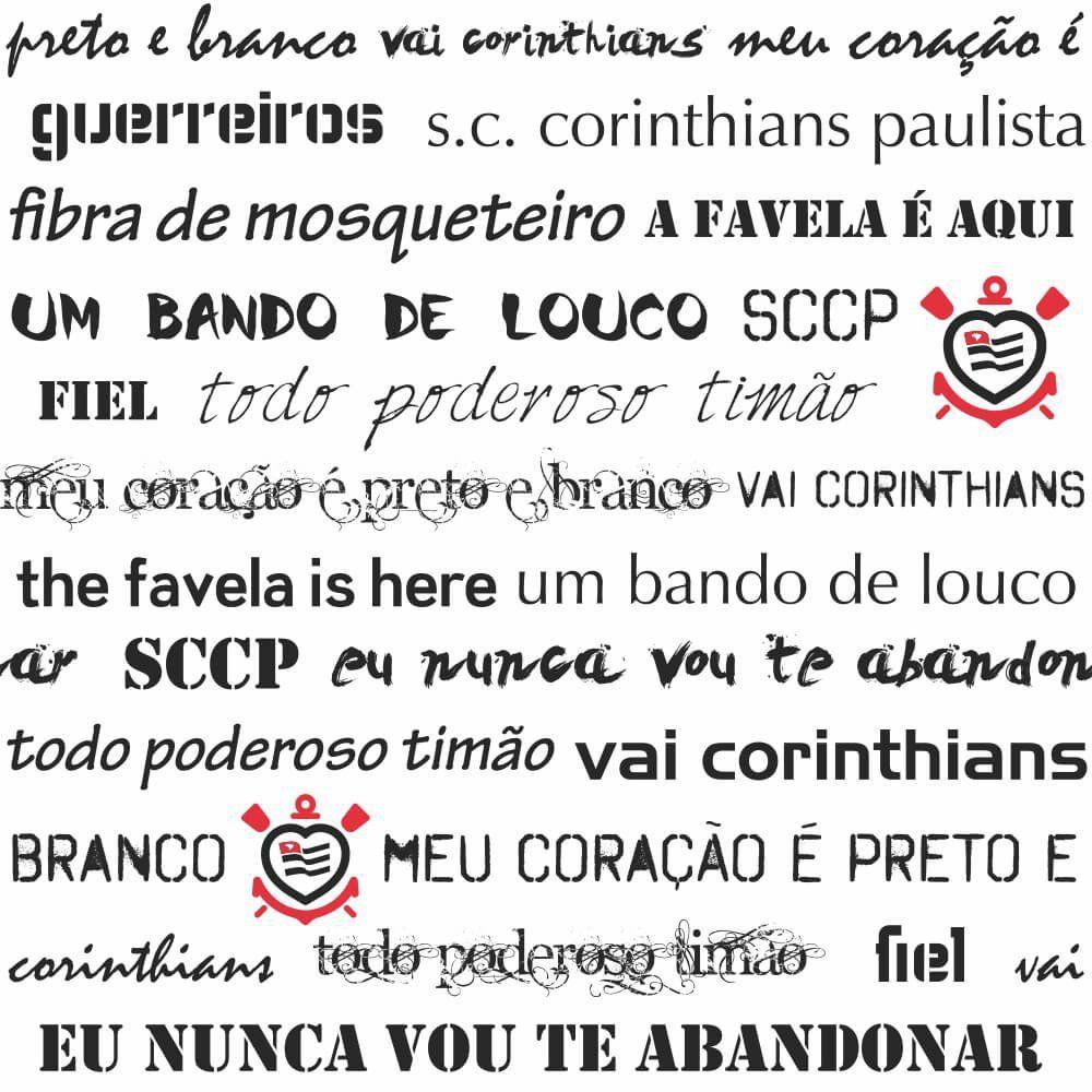 Corinthians - Papel de Parede Dizeres