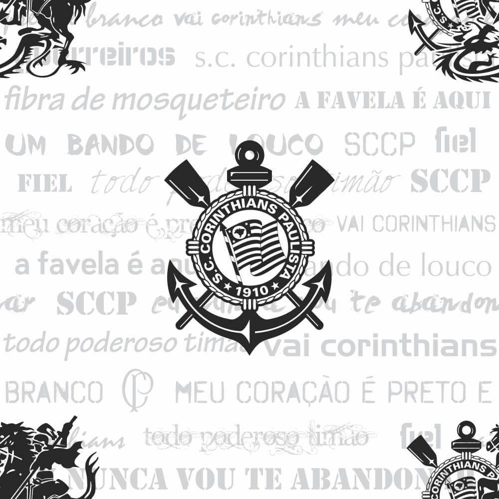Corinthians - Papel de Parede São Jorge