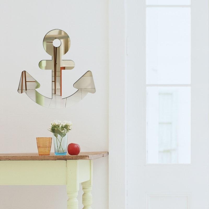 Espelho Decorativo Âncora