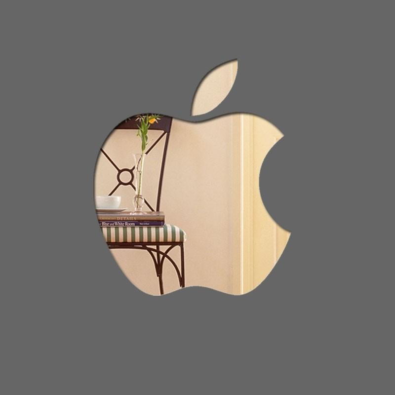 Espelho Decorativo Apple