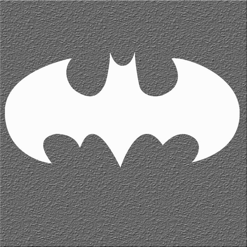 Espelho Decorativo Morcego