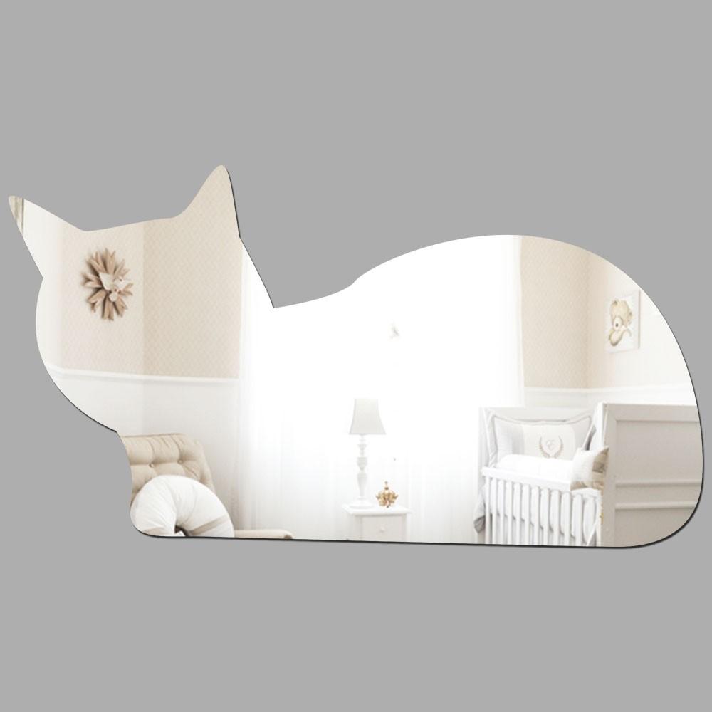 Espelho Decorativo Cat Inerte