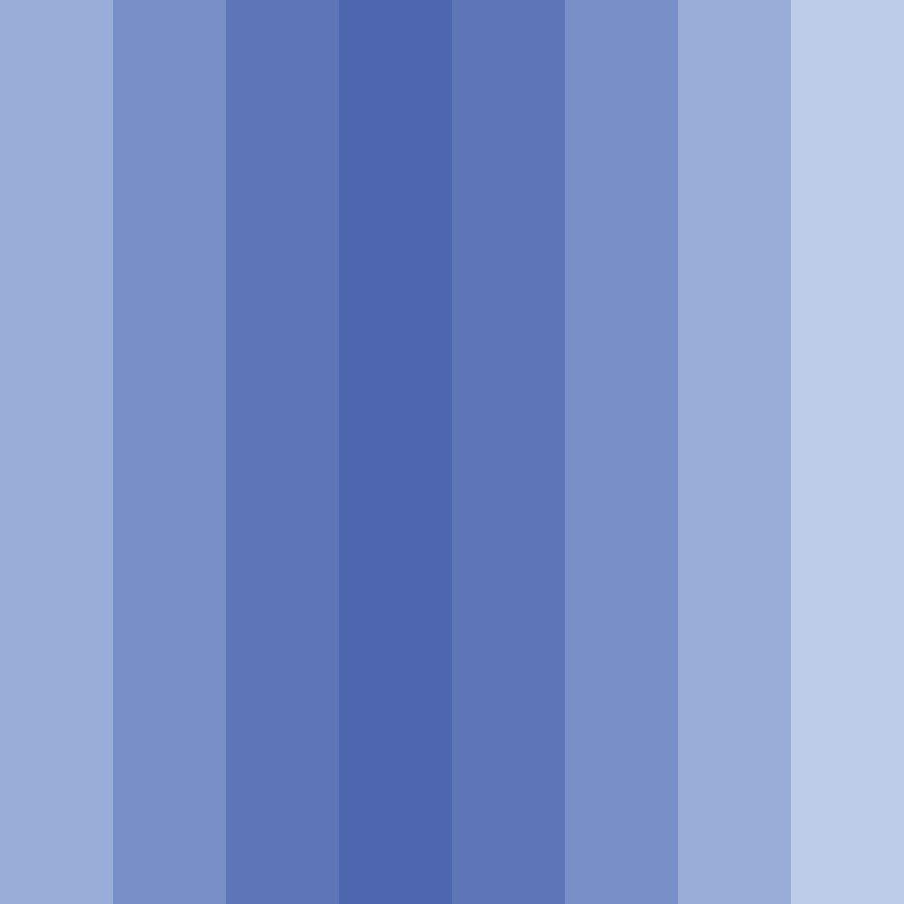 OUTLET - 1 Rolo de Papel de Parede Lines Degrade Azul 0,60 x 3,00 metros