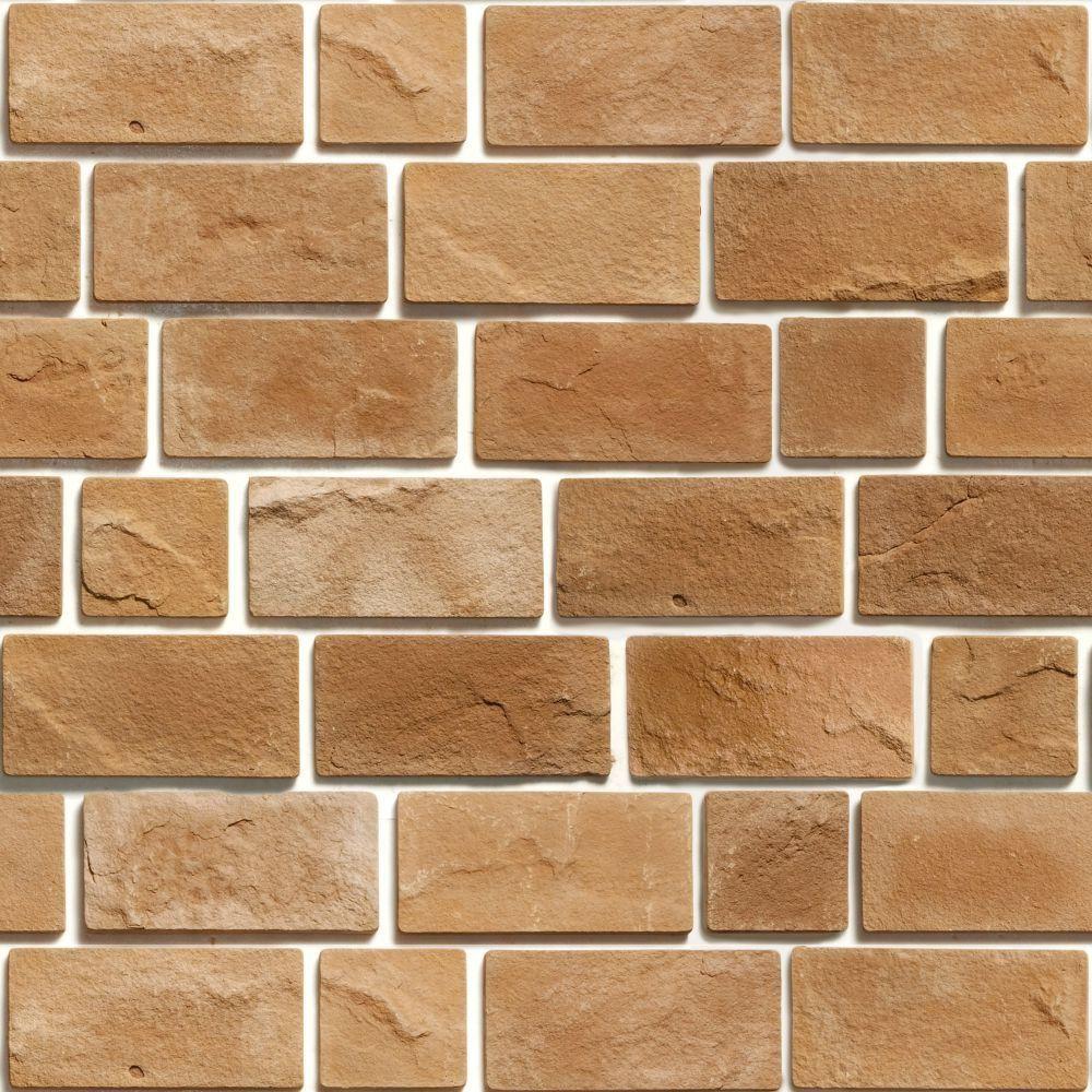 OUTLET - 1 Rolo de Papel de Parede Pedras Fundo Branco 0,58 x 2,50 metros
