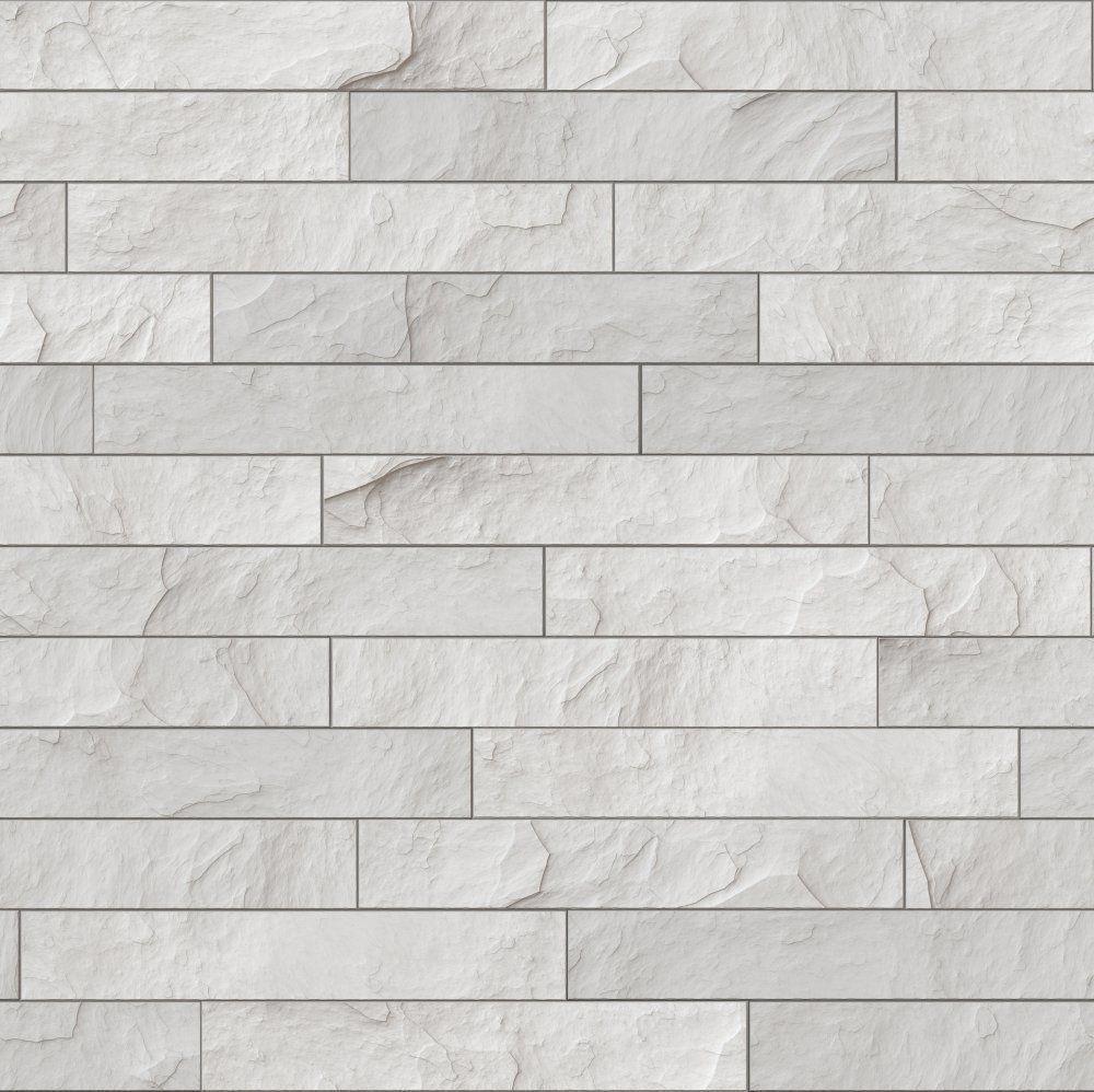 OUTLET - 1 Rolo de Papel de Parede Pedras Lux 0,60 x 2,50 metros