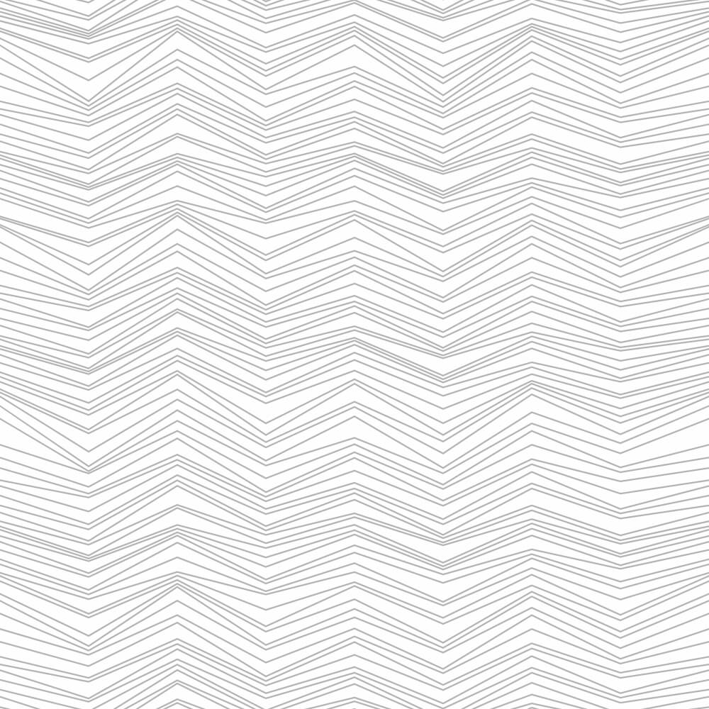 56b9ea22b Papel de Parede Chevron Light Gray - Qcola