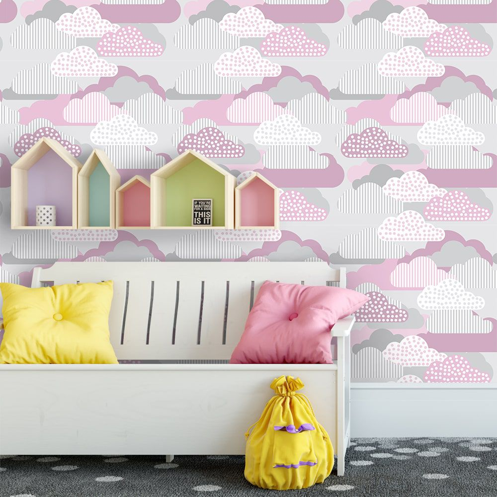 Papel de Parede Child Cloud