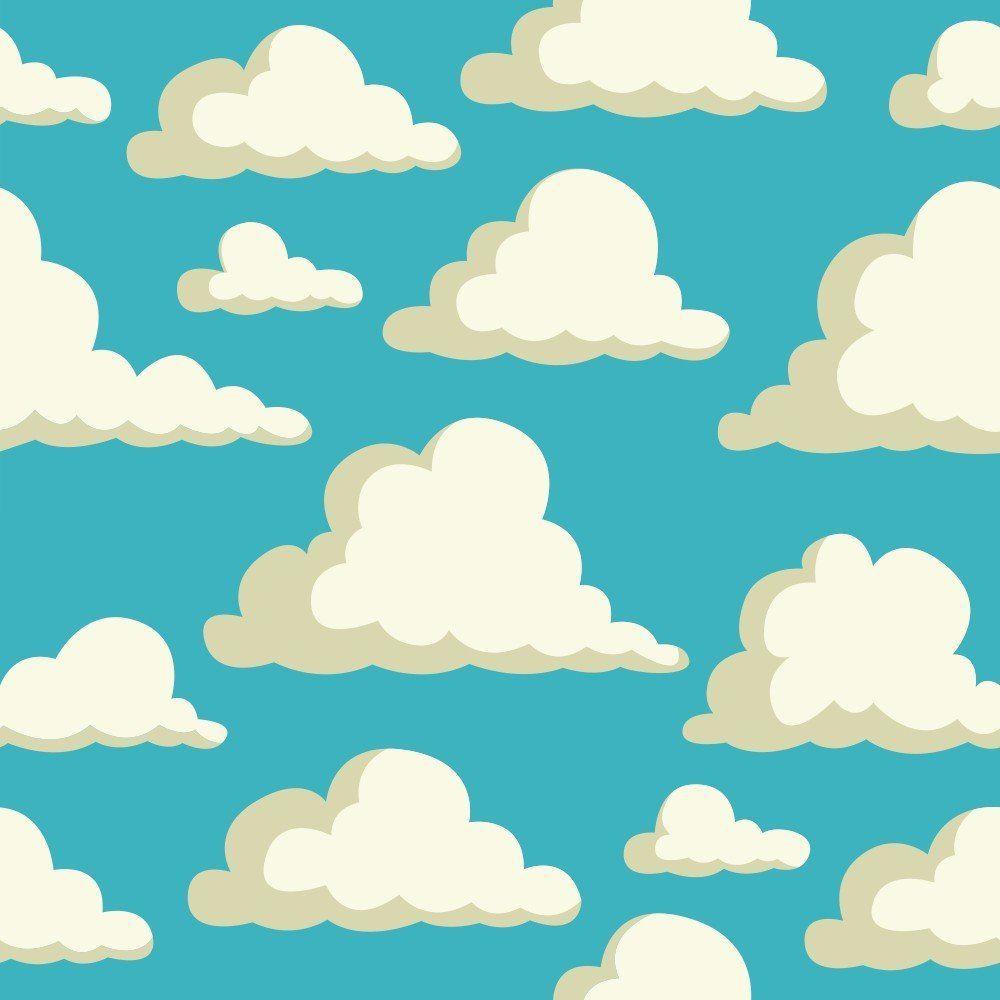 Papel de Parede Cloud Story