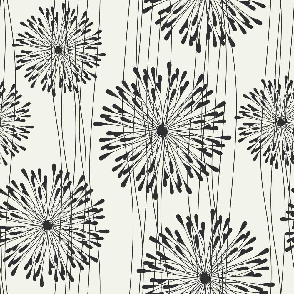 Papel de Parede Fancy flower
