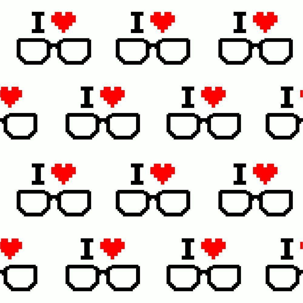 Papel de Parede I Love Geek