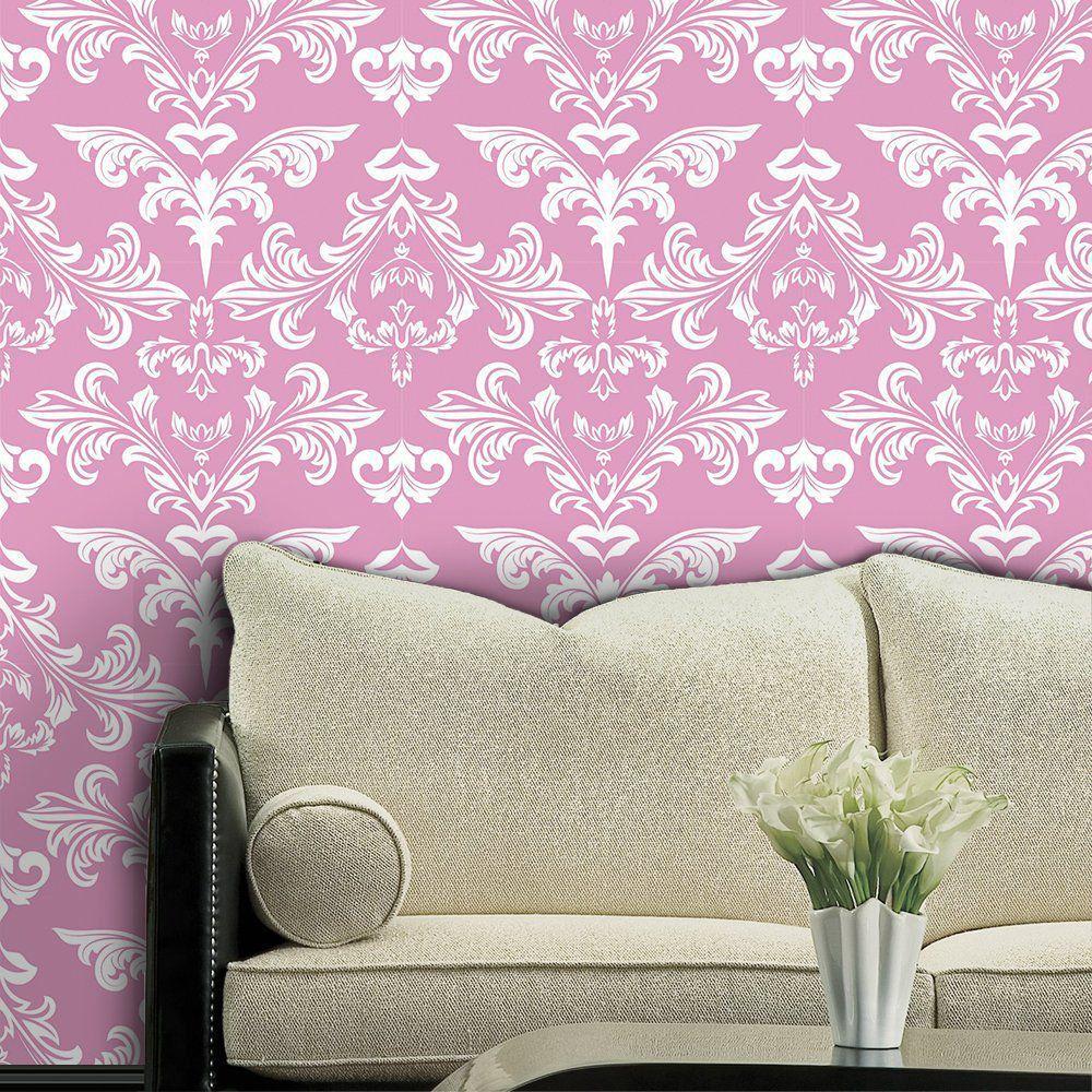 Papel de Parede Lilac Pink
