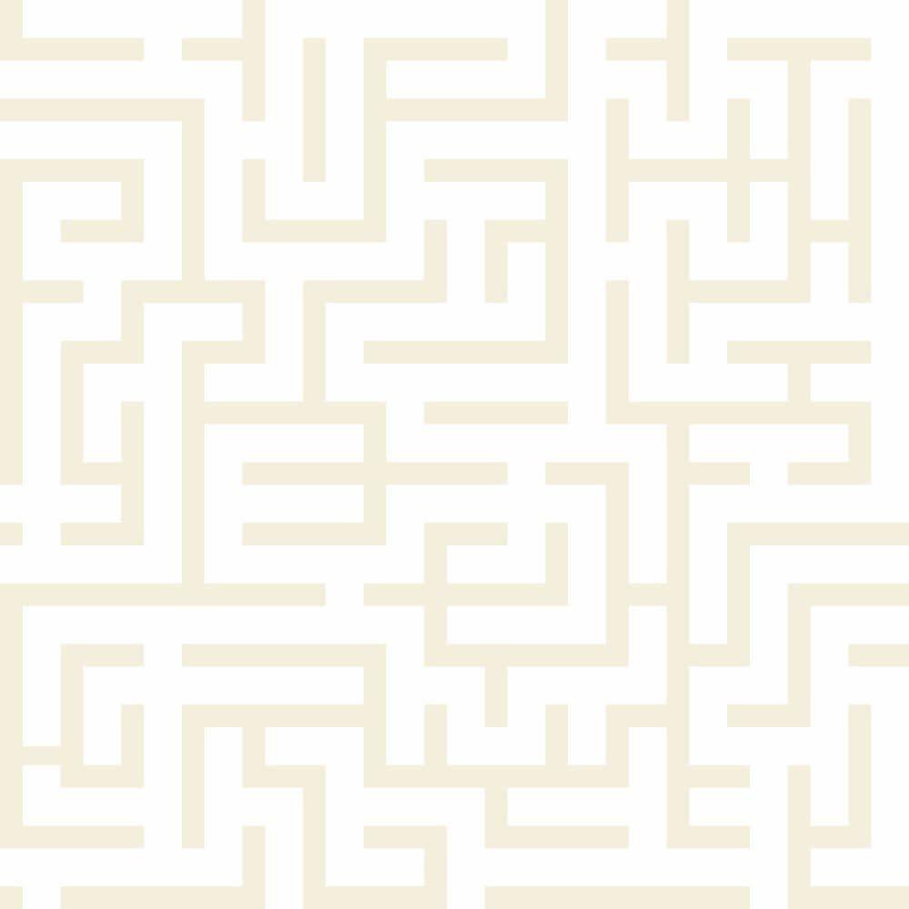 Papel de Parede Maze Clean