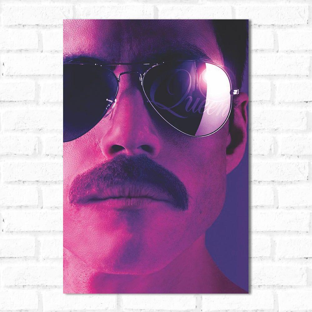 Placa Decorativa Bohemian Rhapsody