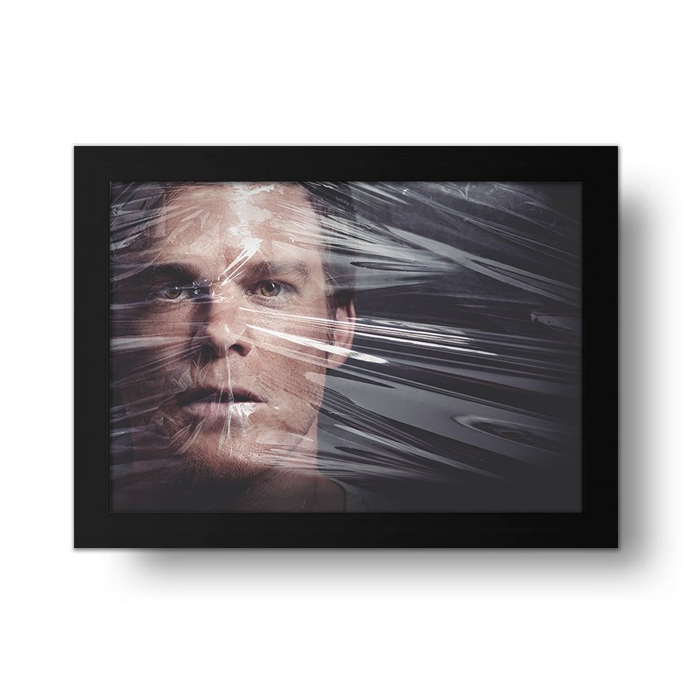 Placa Decorativa Dexter 1