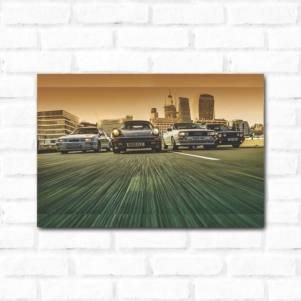 Placa Decorativa Top Gear 2