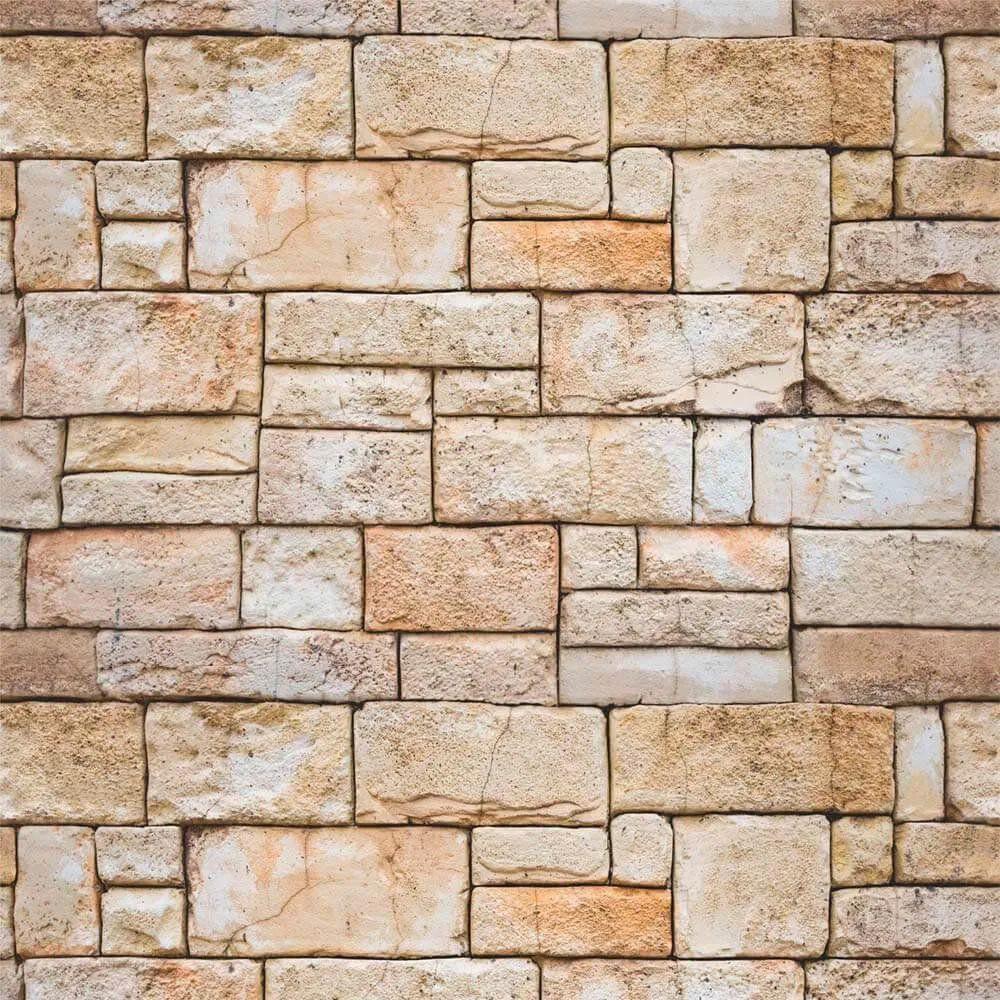 PROMOÇÃO - Papel de Parede Pedras Marco (58cm x 3,00m)