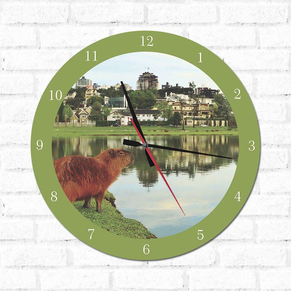 Relógio Curitiba 1