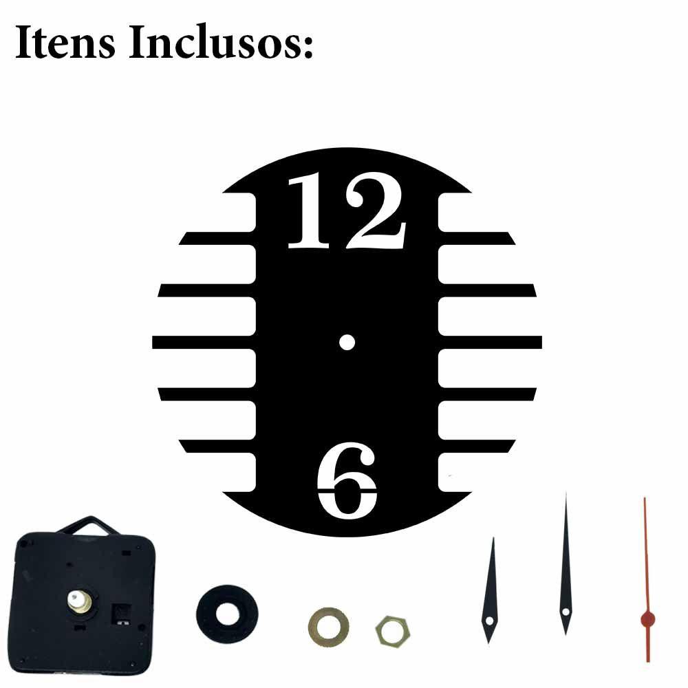 Relógio Decorativo Basic 2