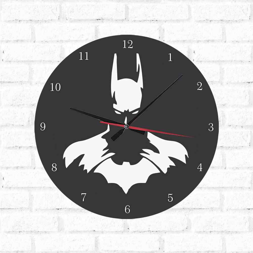 Relógio Decorativo Batman 2