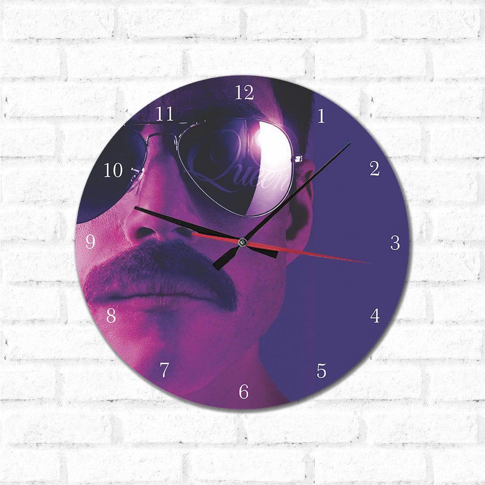 Relógio Decorativo Bohemian Rhapsody