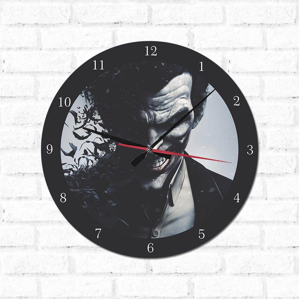 Relógio Decorativo Coringa