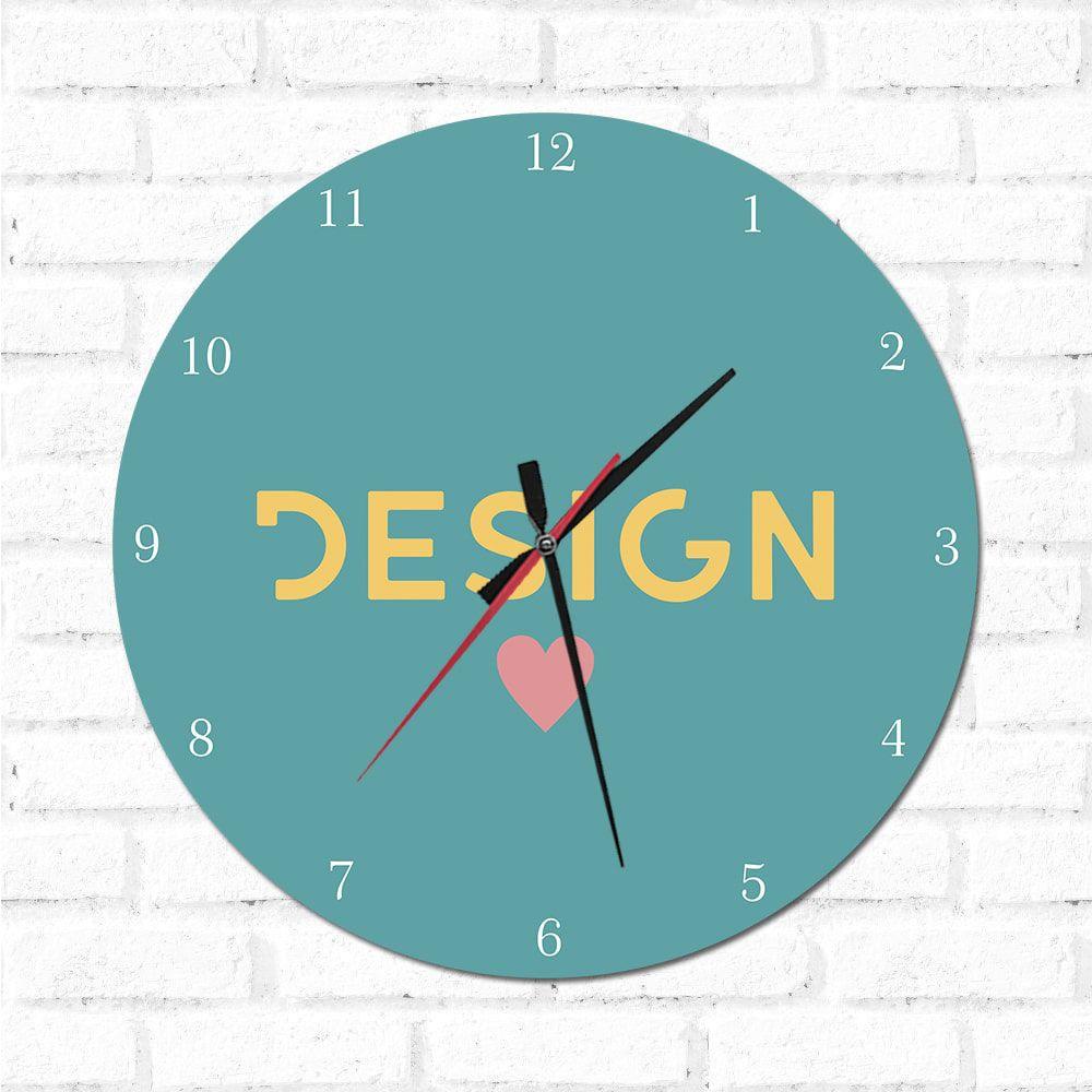 Relógio Decorativo Design