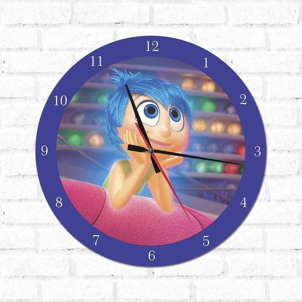 Relógio Decorativo Divertidamente