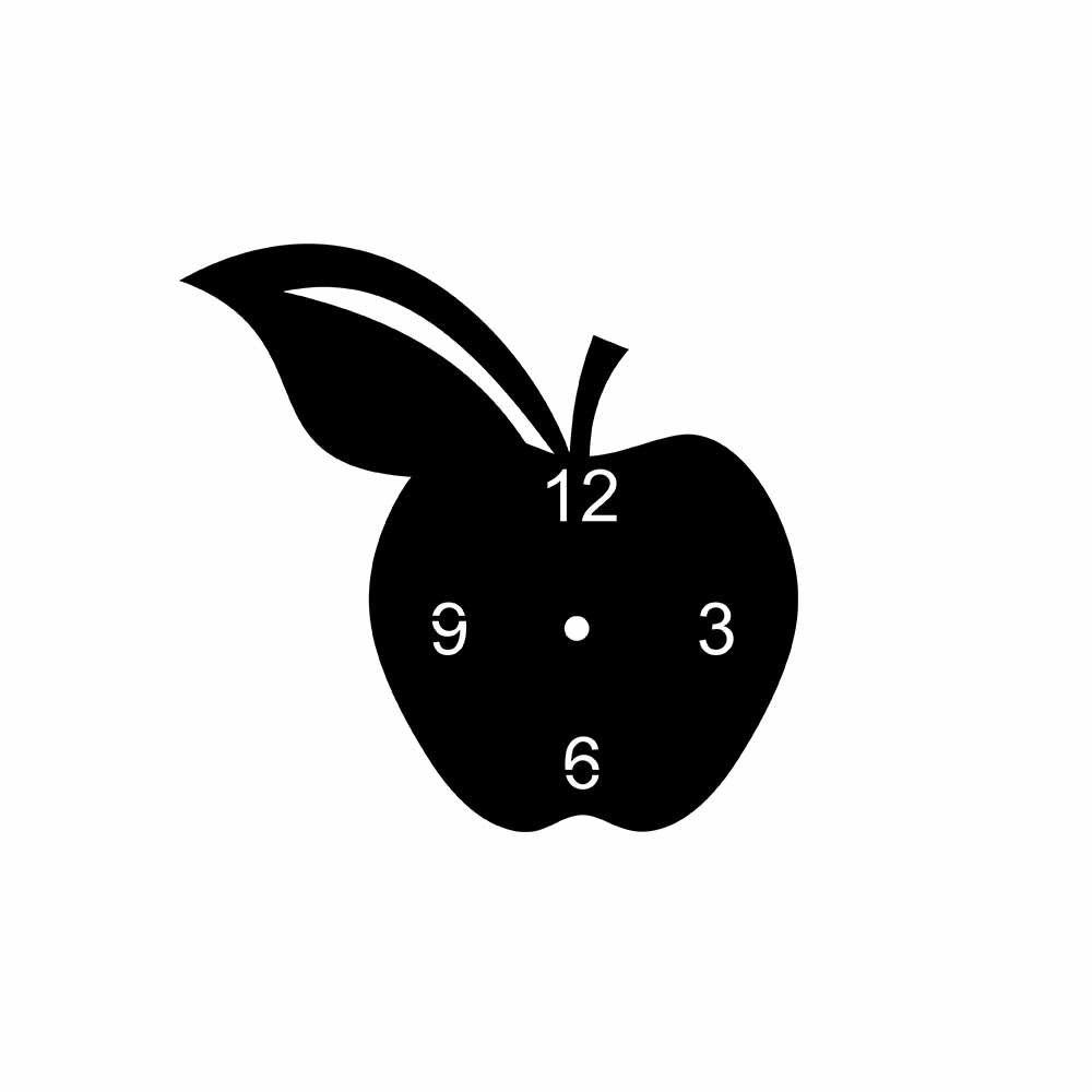 Relógio Decorativo Maça