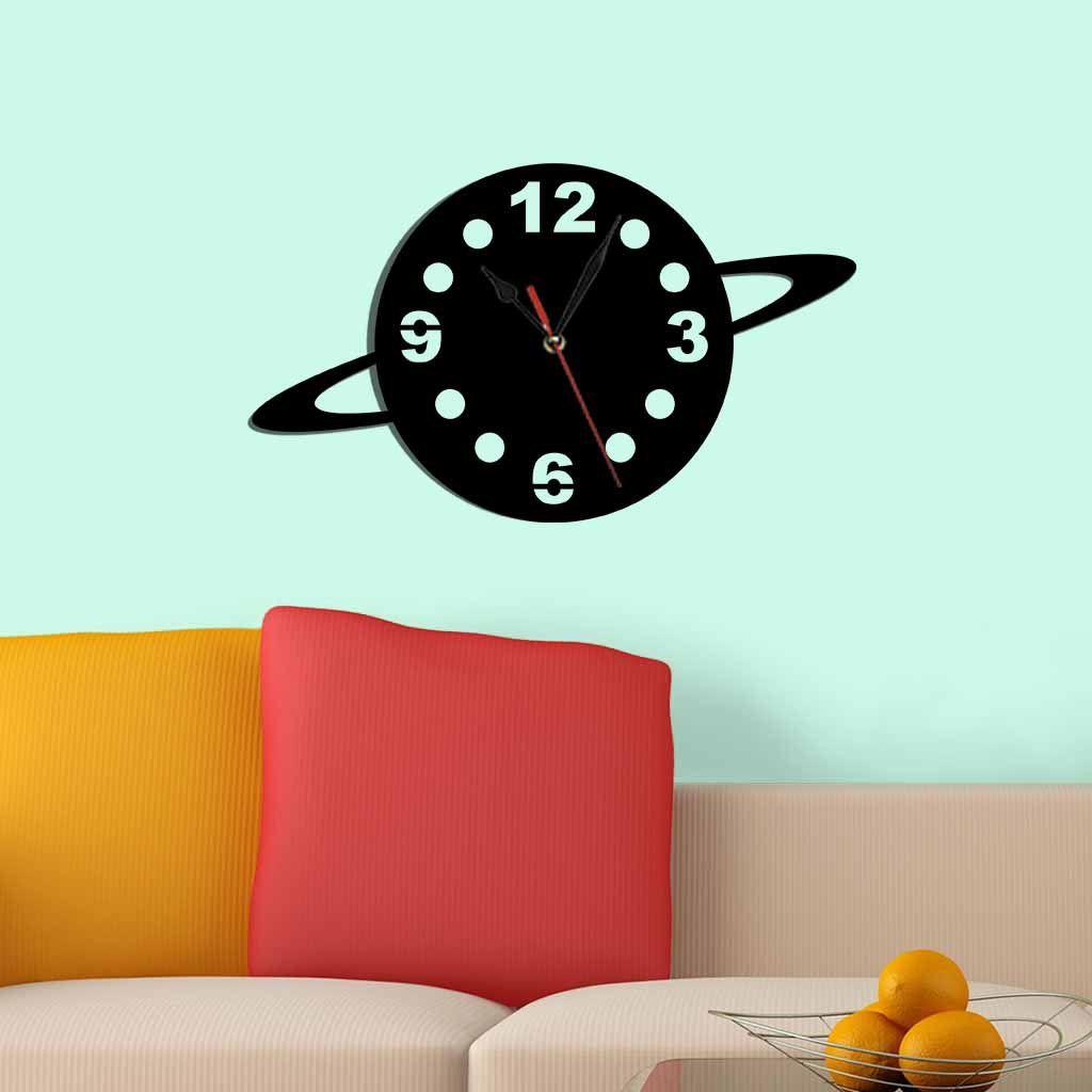 Relógio Decorativo Planet